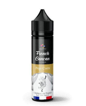 POP CORN 30ML FRENCH CANCAN